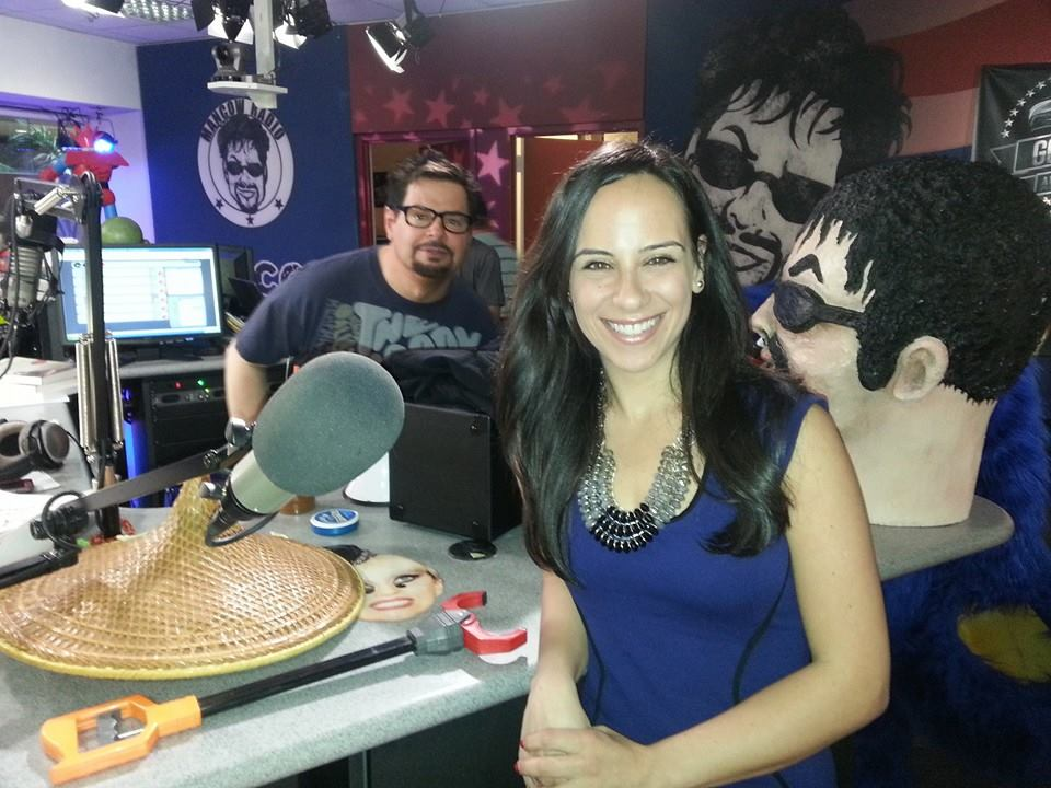 Daliah Serves as Guest Legal Expert on ManCow Radio Show - Saper ...