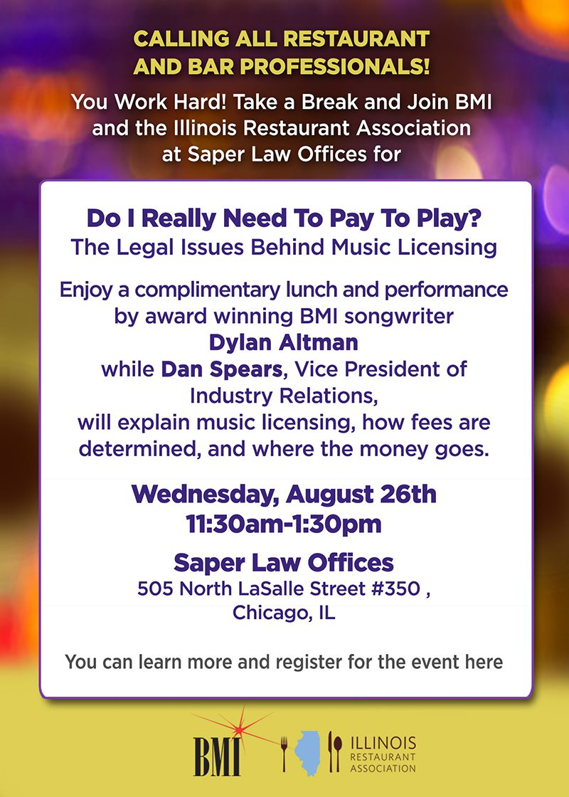 Saper Law to Host \