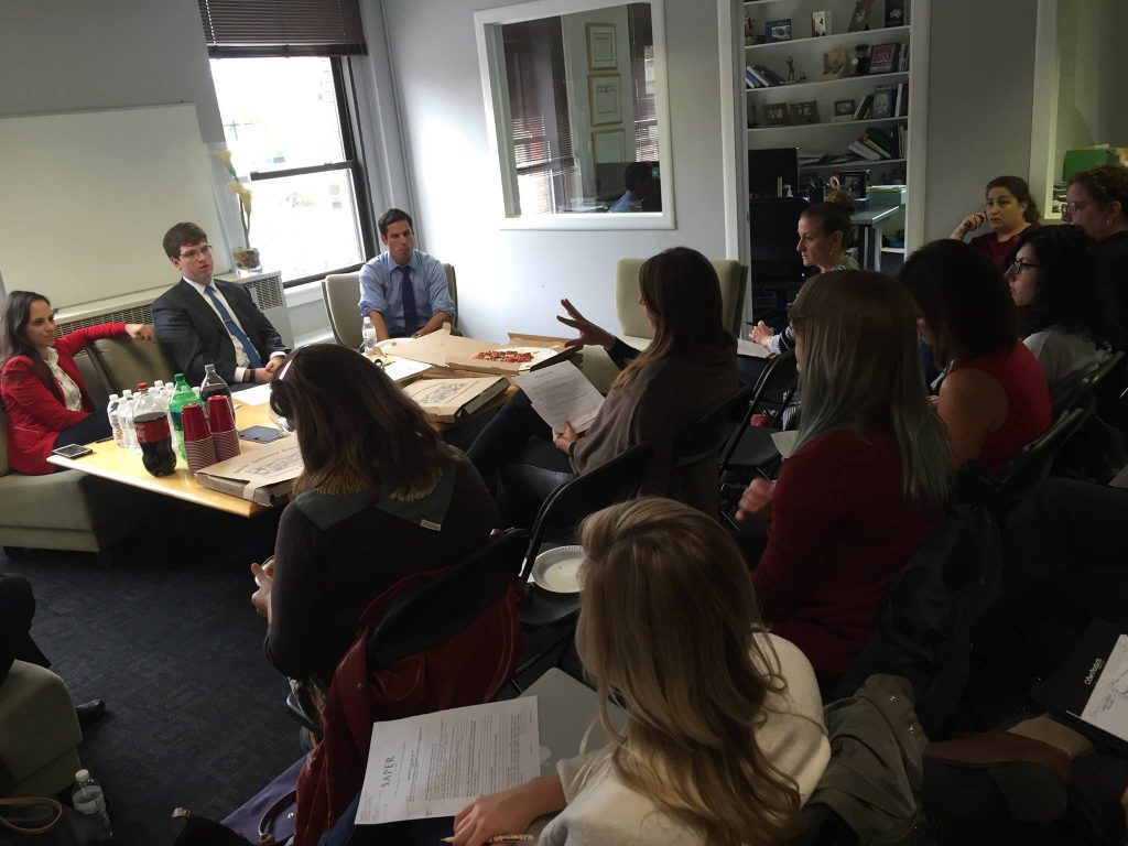 Successful Saper Law Offices, LLC seminar about sweepstakes, contests, user generated content, and FTC disclosure guidelines today!